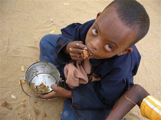 کودکان سومالی