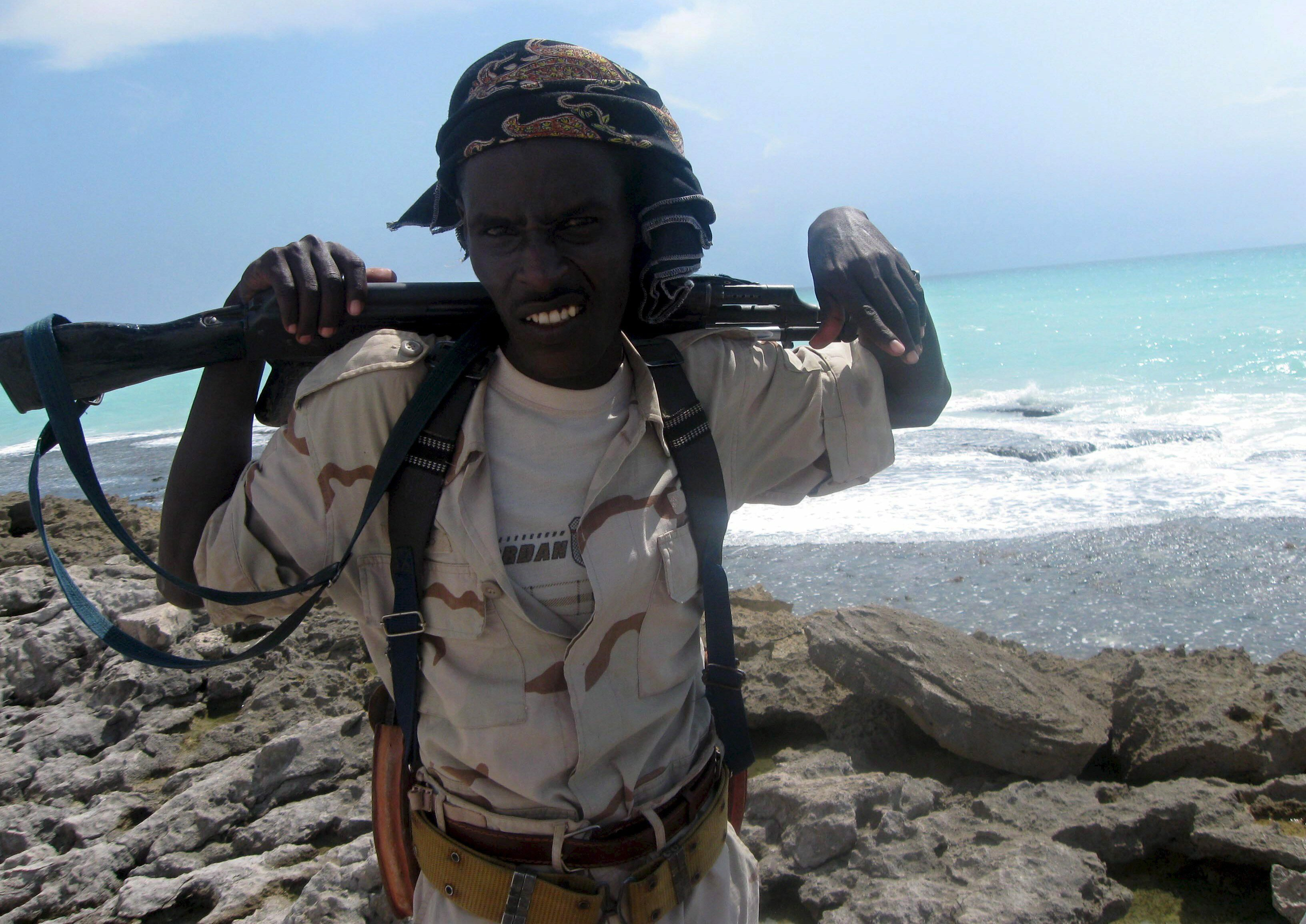 SOMALIA PIRACY
