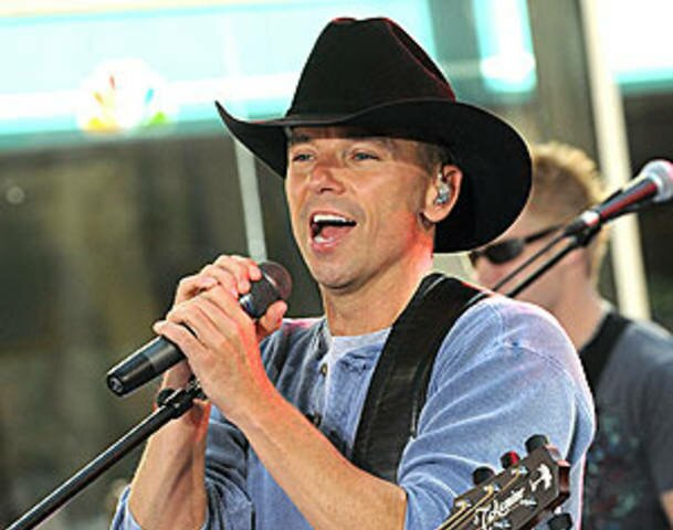 #17 Kenny Chesney