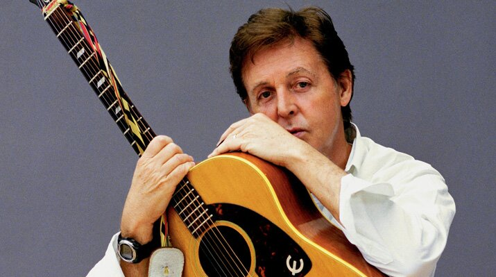 #8 Paul McCartney