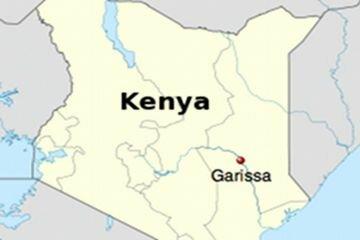 Garissa-map