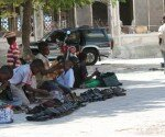 MDG : Young boys on the street of Mogadishu, Somalia