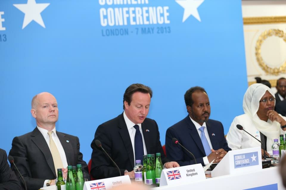David Cameroon speech at Somalia conference