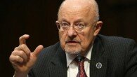 Director of National Intelligence James Clapper testifies during a hearing before Senate Intelligence Committee January 29, 2014 on Capitol Hill in Washington, DC. He said Somalia's al-Shabaab militants may be planning new attacks on Kenya. Photo/AFP