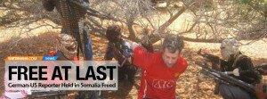 German-US Reporter Held in Somalia Freed