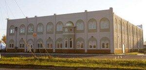 The new Abubakar Asiddiq Islamic Center