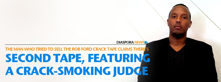 THE MAN WHO TRIED TO SELL THE ROB FORD CRACK TAPE CLAIMS THERE'S