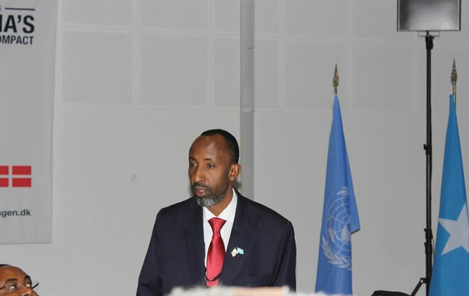 Donor conference for Somalia 8