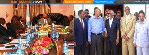 somali leaders - Bartamaha