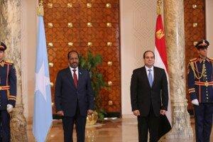 EGYPT SOMALIA