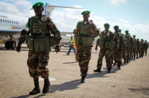 Sierra Leone deployed 850 soldiers to Somalia last year to fight al-Shabab [EPA]